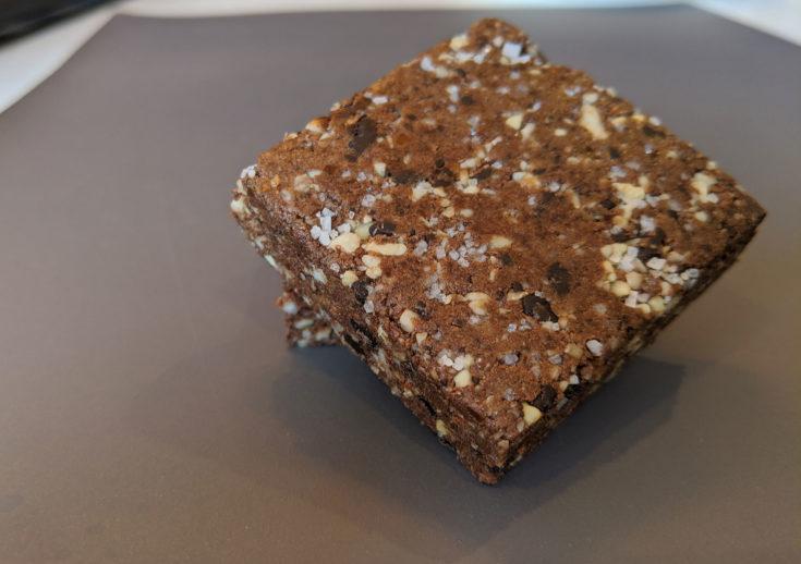 Sea Salt Chocolate Copycat RX Bars